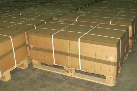 Мешки по 25 кг на деревянном поддоне